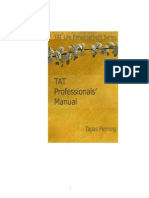 Tapas Fleming - TAT Professional Manual (2007)