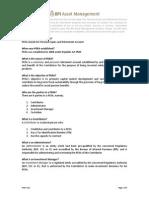 PERA FAQs 032212