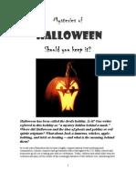 Mysteries of Halloween