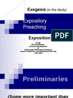 EP9. Exegesis & Exposition 1 Peter 2 1-3 WEB V