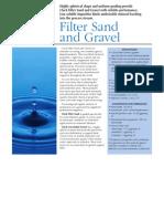10) - Filter Sand Gravel 2352