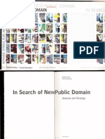 In Search of New Public Domain