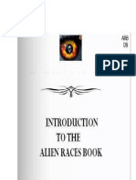 Alien Race Book -Green Guys