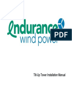 Endurance Tilt-Up Tower Installation Manual (58-221208) (3)