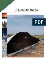 XTO Frac Tank Explosion STEPS
