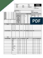 D&D 3.5 Character Sheet 1.2
