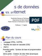 Cours - TIC - Bases de données et internet - Chapitre 1 - Langage HTML- XHTML.pdf