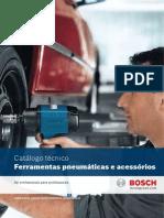 Ferramentas pneumáticas Bosch