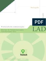 Protocolo de comunicação LAD - 1.00-pt