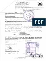 Surat Jabatan Pro-ELT