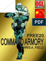 Free20 Command Armory