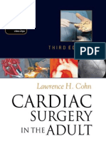 Cardiac Surgery in the Adult-3rd Edition