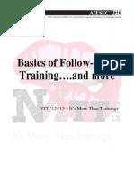 Follow Up Booklet NTT12 13