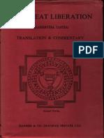 The Great Liberation Mahanirvana Tantra - Arthur Avalon
