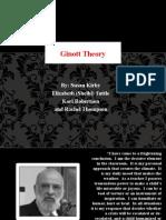 Ginott Theory