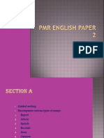Pmr English Paper 2 Slides