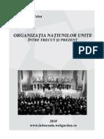 Organizaţia Naţiunilor Unite între trecut şi prezent