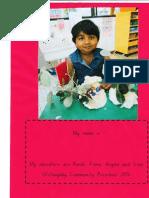Serah Preschool Term 1