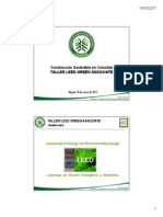 2. LEED GA Fundamentos