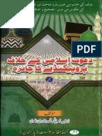 Dawat e Islami k Kihlaf Propagandey Ka Jaiza