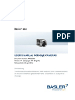 Basler Ace GigE Users Manual