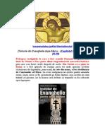 Cap. 15, Vers. 20-39 - Sf. Vasile Al Kinesmei