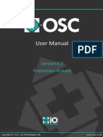 x OSC User Manual v0.3