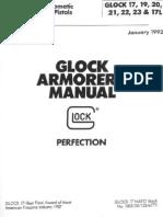 Glock Armorers Manual 1992
