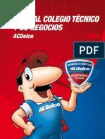 Manual Colegio Tecnico y de Negocios 2013