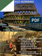 presentacion Coliseo romano