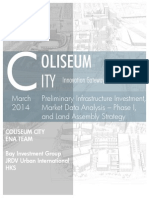 Coliseum City ENA Team Report
