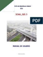 Manual de Usuario Scad Gis 3