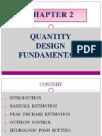 Quantity Design Fundamentals