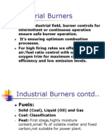 Industrial Burners