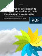 Esbrina Seminario REUNID Investigacion Educacion 2013