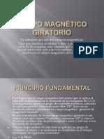 Campo Magnético Giratorio