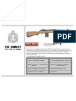 Springfield Armory M1A brochure