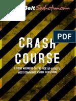 Blackbelt Seduction Crash Course