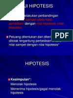 K8 Uji Hipotesis