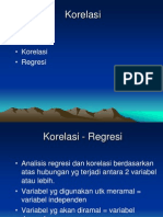 K12-13 Korelasi Dan Regresi