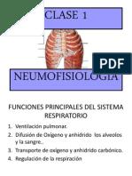 Neumofisiología parte 1