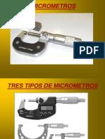 Tecnologia y Uso Del Tornillo Micrometrico