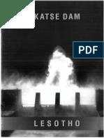 Katse Dam - Lesotho