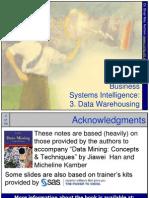 Lecture3-DataWarehousing