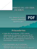 Protocolo VIH SIDA