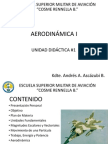 AERODINÁMICA I - Unidad 1