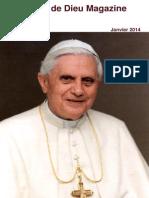 La Voix de Dieu Magazine Janvier 2014