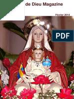 La Voix de Dieu Magazine Fevrier 2014 (1)