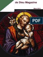 La Voix de Dieu Magazine Mars 2014 (2)