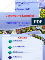 Cooperative Learning - Tutorial Presentation